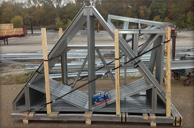 Stark truss is a leading manufacturer and supplier of roof for Pre manufactured trusses
